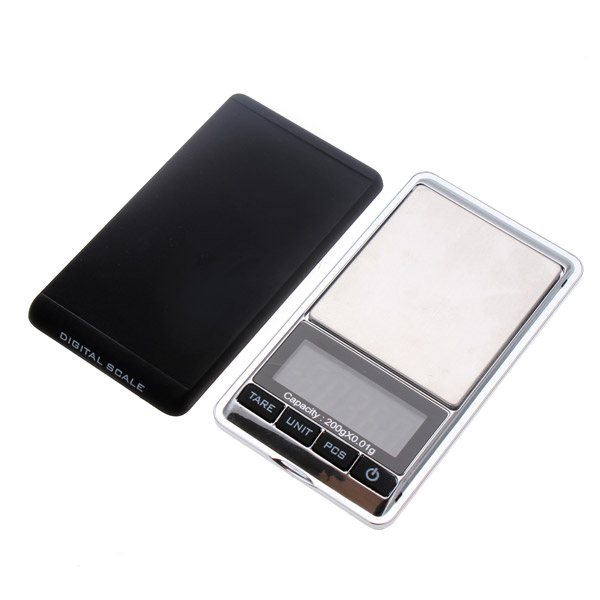 300g x 0.01g Digital Mini Portable Pocket Jewelry Weight Balance Scale