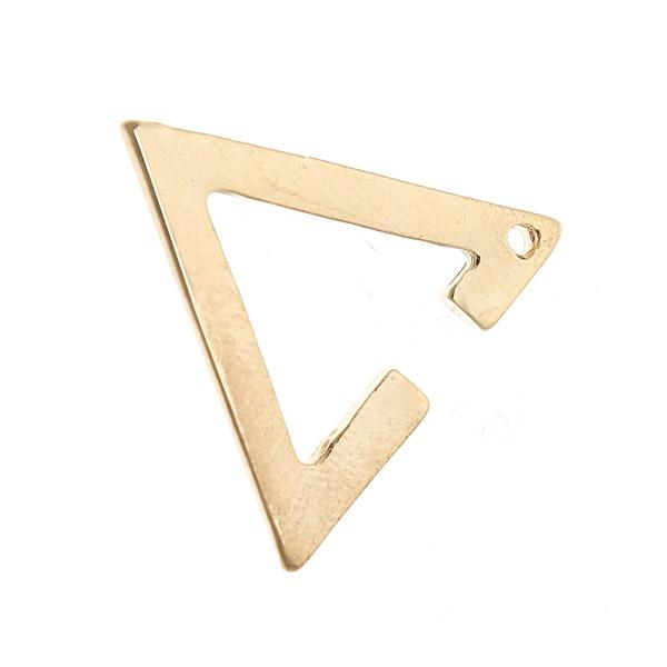 Punk Multicolor Triangle Alloy Ear Cuff Clip Earring For Women