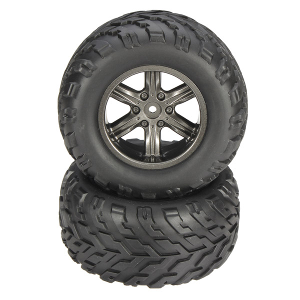 9115 2.4ghz car spare parts tyres with sponge 15-zj01