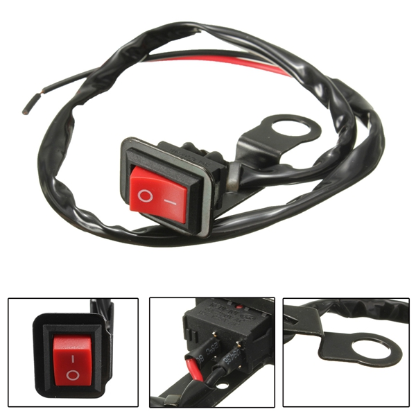 motorcycle atv quad bike headlight on/off switch title=motorcycle atv quad bike headlight on/off switch