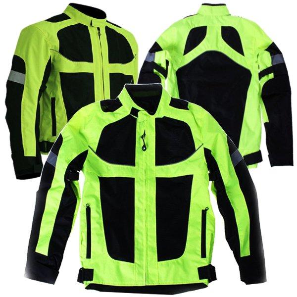 Motorcycle Racing Cycling Spring Summer Motor Bike Jacket Reflective Vest Pro-Biker
