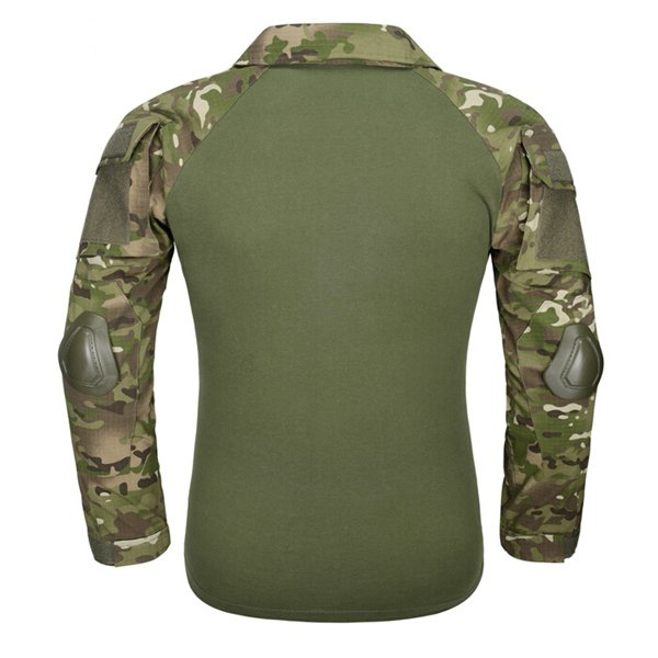 Free Soldier US85 Camouflage Protective Tactics Training Suit Set
