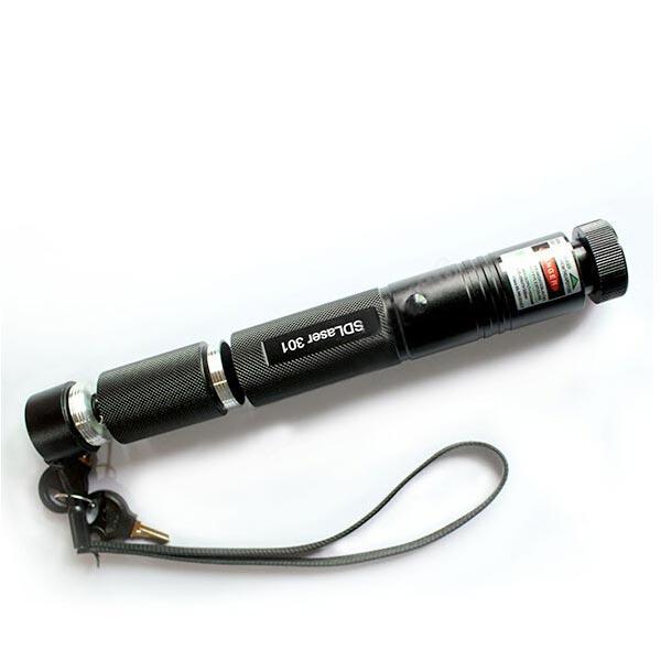 XANES GD04 Laser 301 Green Laser Pointer Flashlight High Power Laser