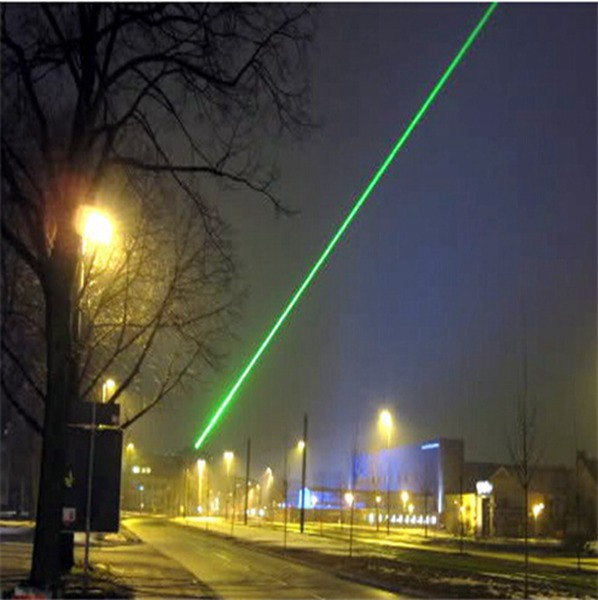 XANES LT-HJA83 532nm Zoomable Green Laser Pointer Suit 1x16340