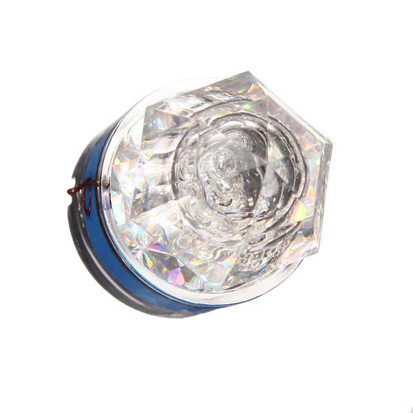 LED Fishing Light Deep Drop Under Water Diamond Flashing Light Bait