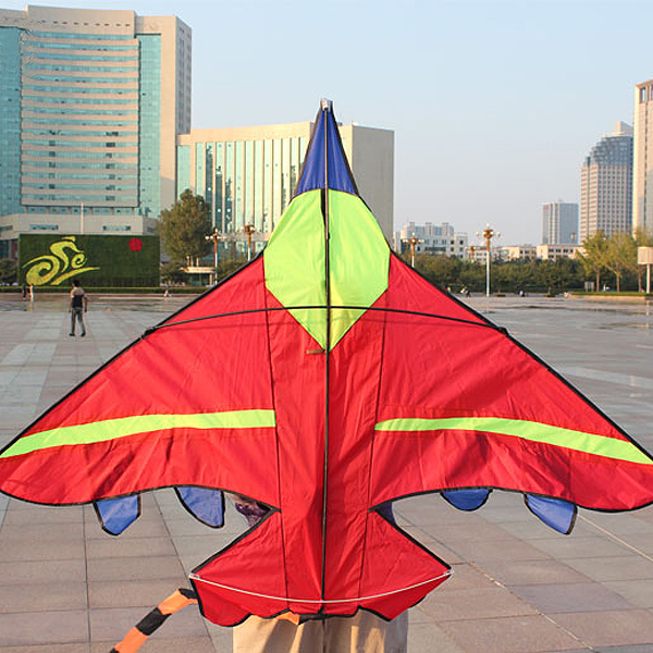 Outdoor Fun Sports New Small Fighter Kite Fun Toys Easy Fly