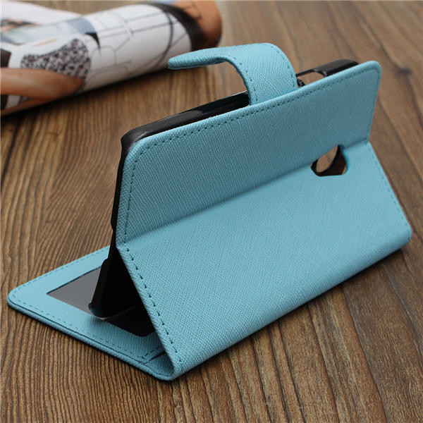 Flip Wallet Leather Card Case Cover Stand For Motorola Moto G2 G+1