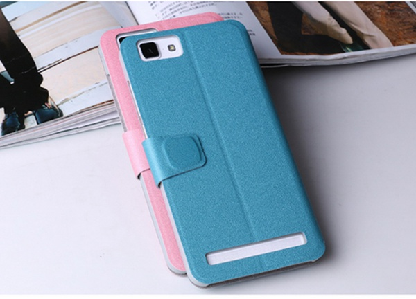 Mofi Flip Leather Case Cover With Window For BBK VIVO X5 MAX