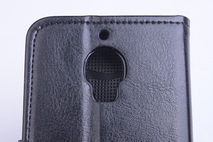 Flip Left And Right Stand PU Leather Case For Alcatel Fierce 7024T