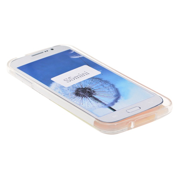 United Kingdom TPU Protective Case for Samsung Galaxy S5 Mini