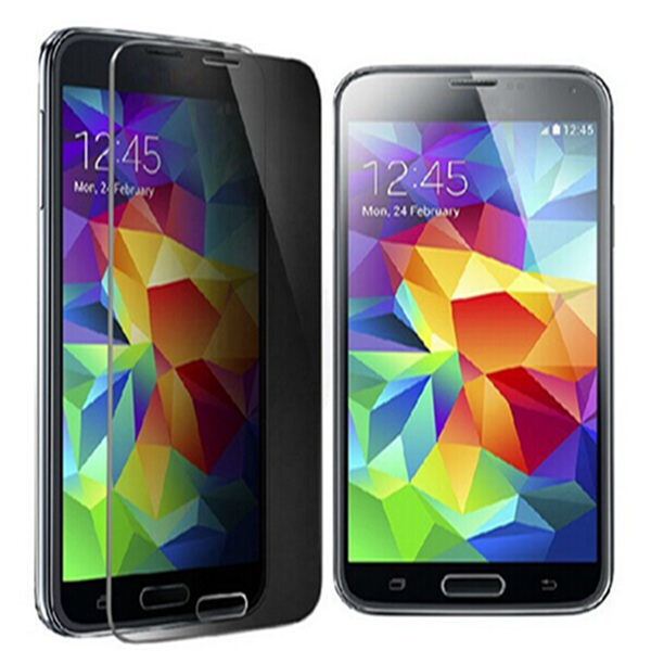 Privacy Anti Spy Screen Protector Film for Samsung Galaxy S5 i9600