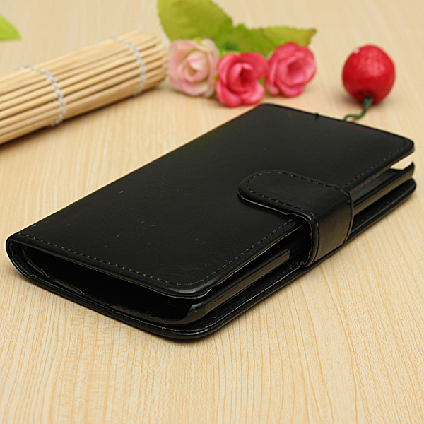 Magnetic Wallet Leather Card Cover Case Stand For LG Optimus G3