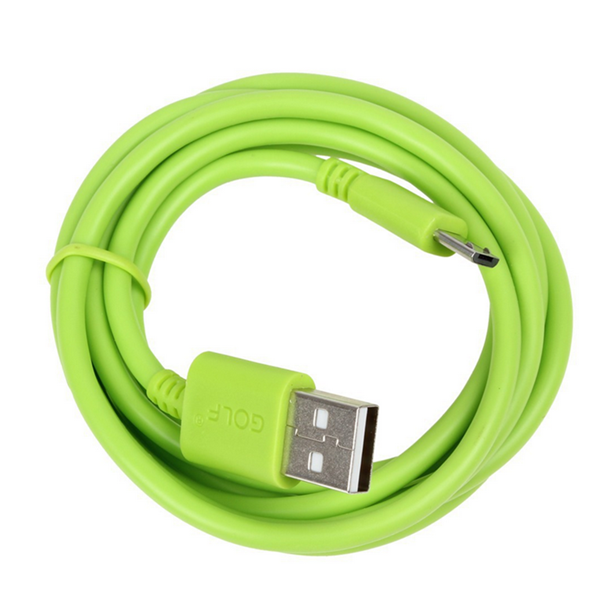 Golf 5ft 1.5M Micro USB 2.0 Data Charger Cable For Mobile Phone