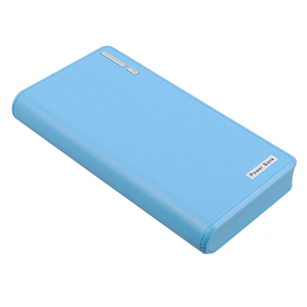 15600mAh Dual USB External Battery Charger Power Bank For Smartphone