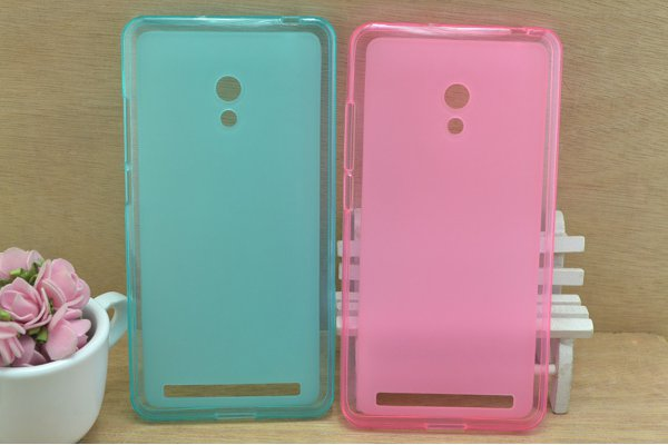 TPU Silicon Soft Protective Case For ASUS ZenFone 6