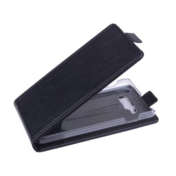 Flip Up-down Leather Case With Magnetic Buckle For Micromax A69