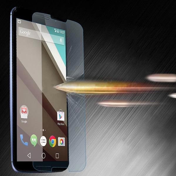 Image of 0.3mm Premium Tempered Glass Screen Protector For Motorola Nexus 6