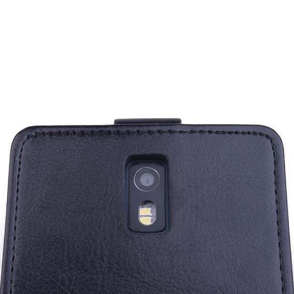 Up and Down PU Leather Protective Case For Elephone G5