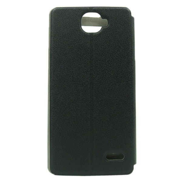 Flip View Window Protective PU Leather Case For CUBOT S168