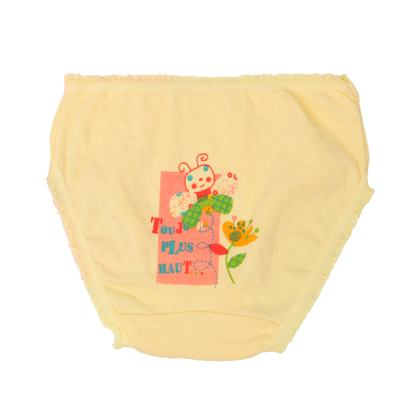 Summer Baby Underwear Kid Girls Cotton Breathable Cartoon Shorts