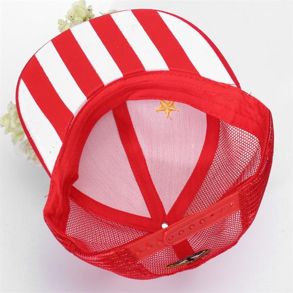 Baby Boys Kids Adjustable Baseball Hip-Hop Cap Little Star Flat Hat