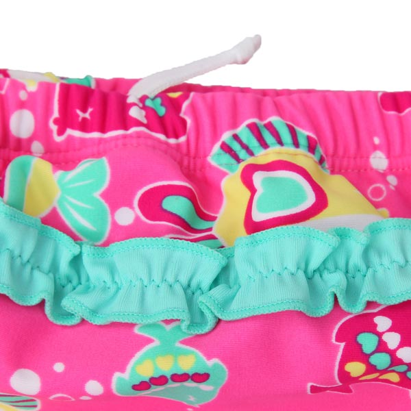 Baby Child Kid Boys Girls Cartoon Style Swim Summer Swimwear Diapers