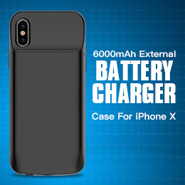 iPhone X Charger Case