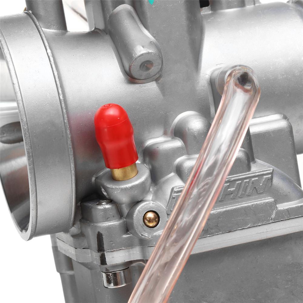 Motorcycle PWK 34mm Racing Carburetor For 2T/4T UTV ATV Off-road