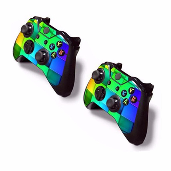 Vinyl Skin Sticker for Xbox ONE Console with Free Controller Body Decal 0141