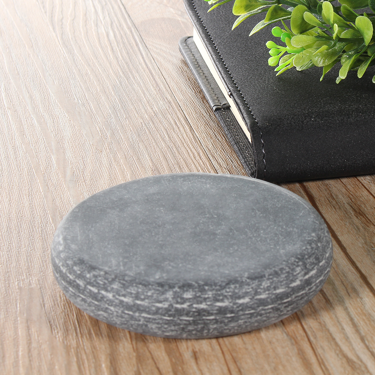 4 Pcs Hot Spa Rock Basalt Stone Stones Massage Lava Natural Stone