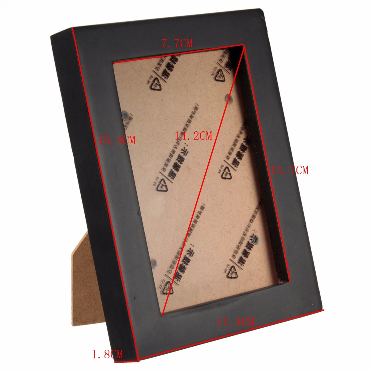 6 Inch Scaffolding Frame Picture Frames Wooden Standing Photo Frames Home Decoration