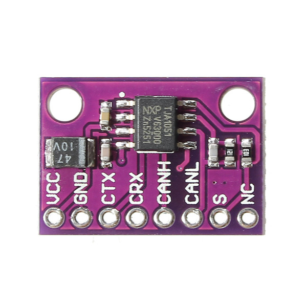 3pcs CJMCU-1051 TJA1051 High-speed Low Power CAN Transceiver For Arduino