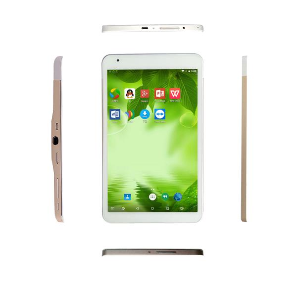 Q888 Rockchips RK3288 Qual Core 8 Inch Dual OS Projector Tablet