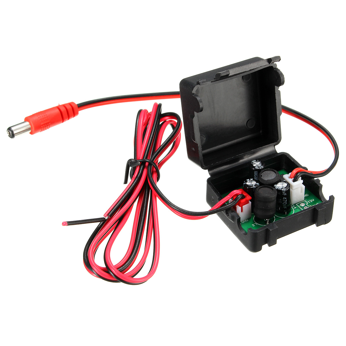 Car Reversing Radar Reversing Video Monitor 24V Transformer 12V DC Car Converter Buck Converter