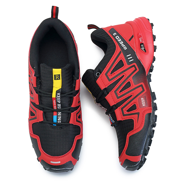 Men Breathable Outdoor Comfy Athletic Shoes