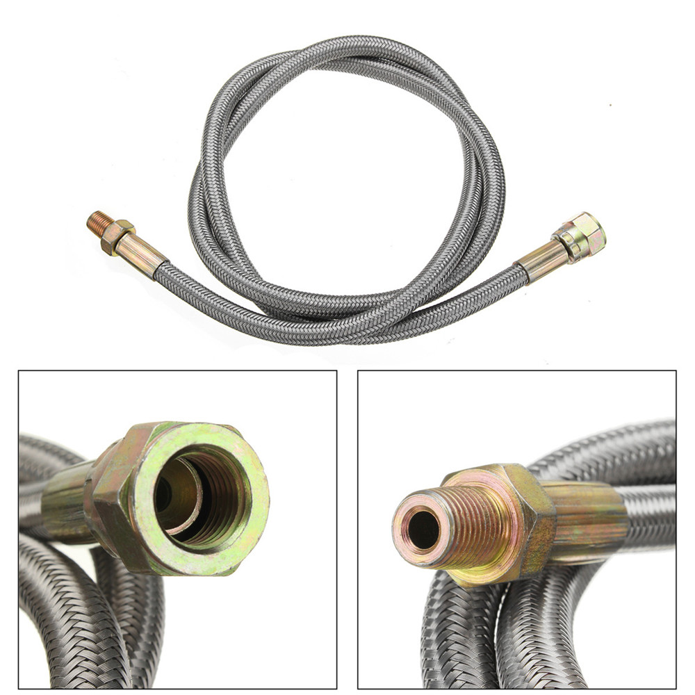 T3 Turbo Turbocharger Oil Feed Line Adapter
