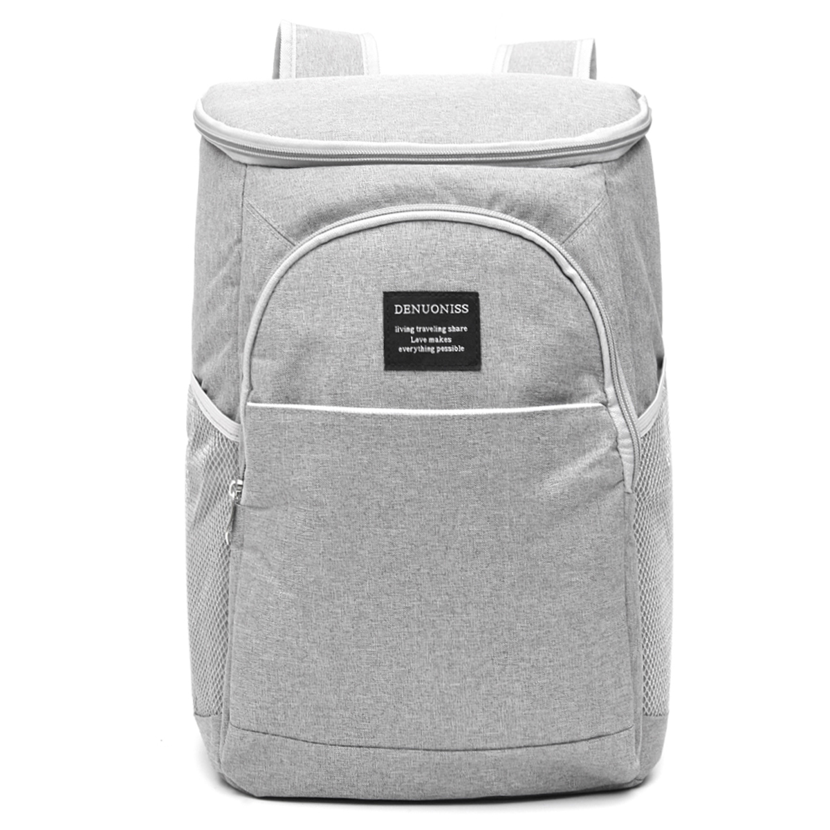 18L Insulated Cooling Backpack Camping Rucksack Ice Cooler Bag Freeze Picnic Grocery Bag