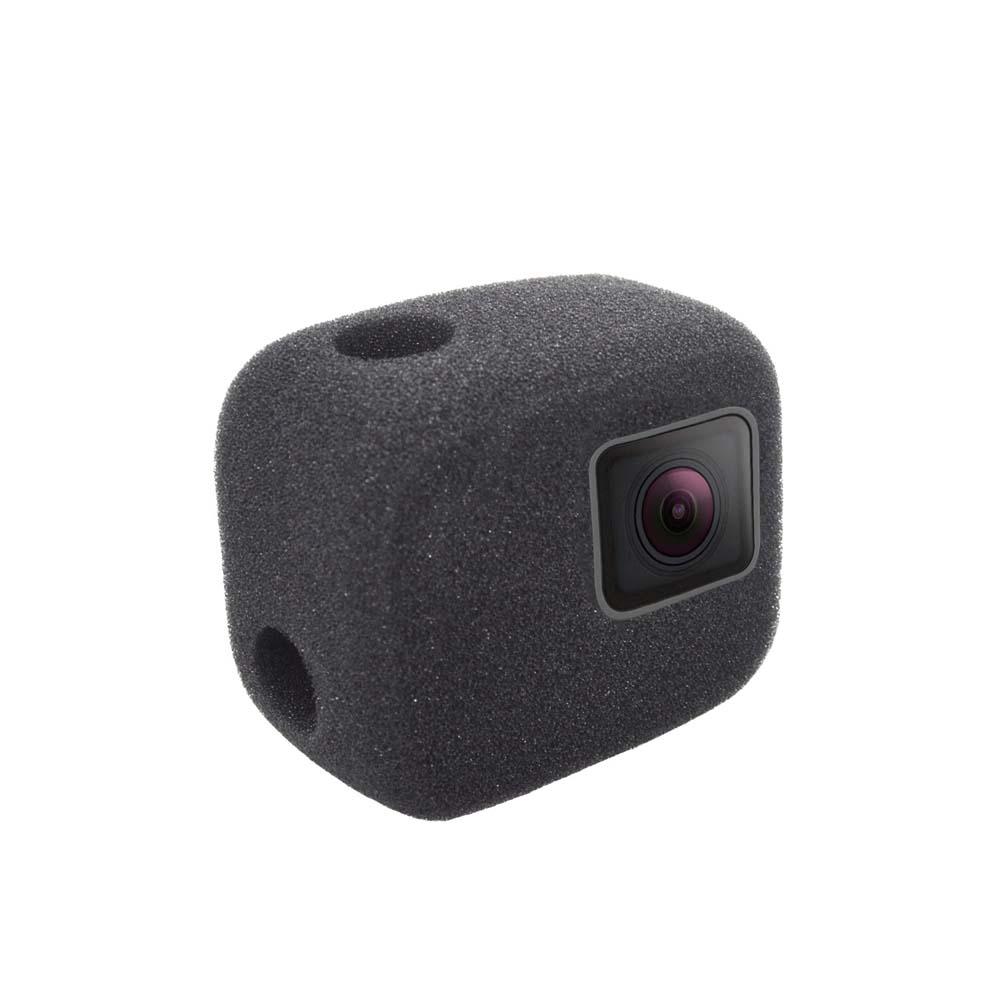 1PC Sponge Windshield Black for Gopro Hero 5/6/7 Sport Camera - Photo: 9
