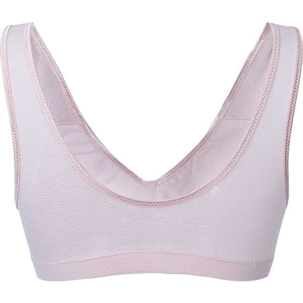 Women Sports Bras No Rims Seamless Shakeproof Push Up Quick-dry Vest Top