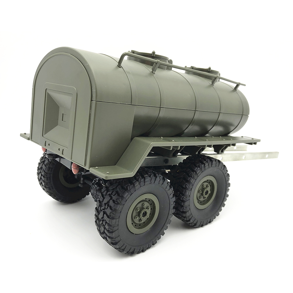 WPL B24 B16 B36 Simulation Train Oil Transport Tank Tanker Trailer Truck Model RC Car Parts