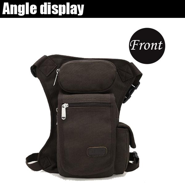 Men Outdoor Multifunctional Leg Bag