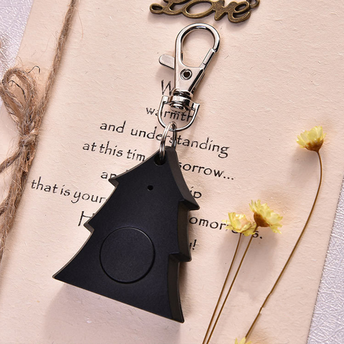 Mini Christmas Tree Anti Lost Device GSM GPRS GPS Tracker Locator Device Alarm