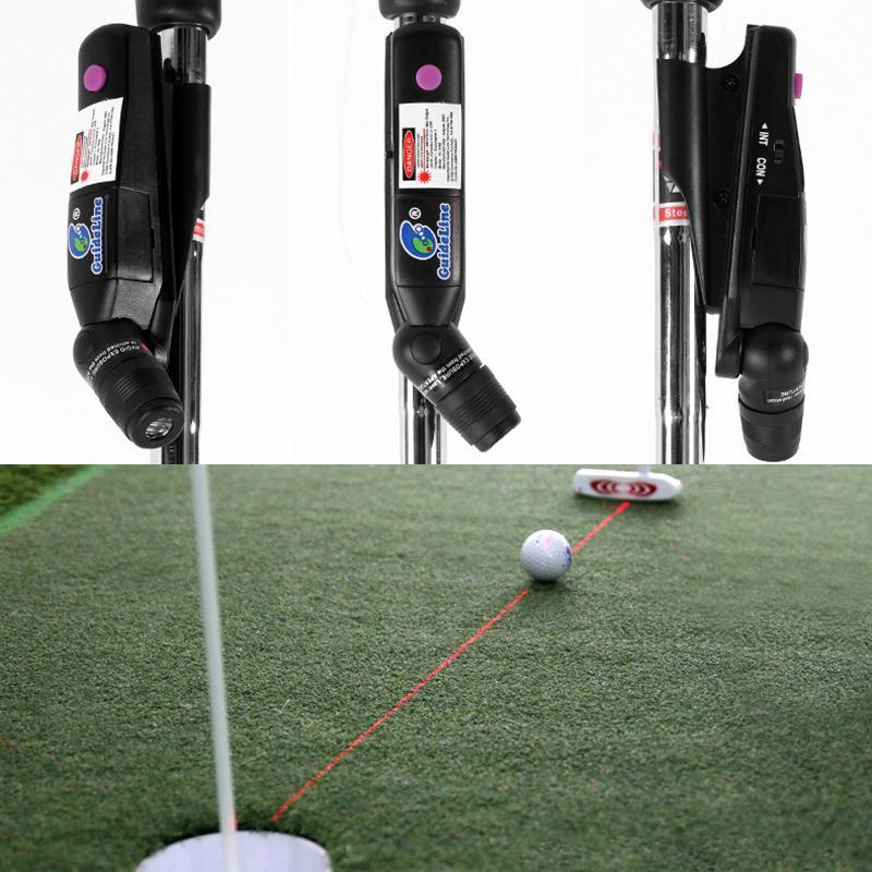 Outdoor Golf Putter Laser Sight Pointer Putting Trainin