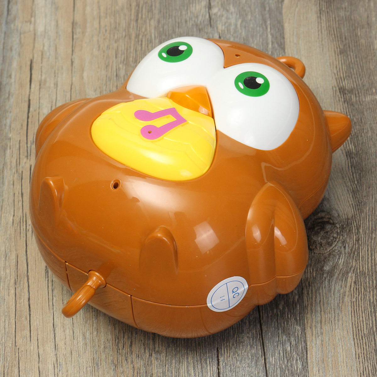 Baby Mobile Crib Melodies Song Bed Bell Kid Toy Electric Music Box Love Soft Colorful Plush Dolls Toys