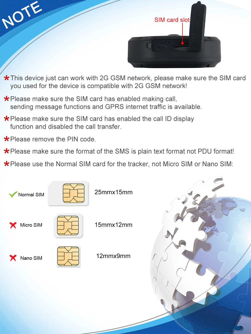 TKSTAR TK905 GPS Tracker Locator Monitor 5000mAh with Powerful Magnet Free Web APP