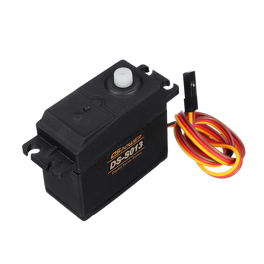 HG 1/10 2.4G 4WD Rc Car Parts 6KG Digital Servo S8003