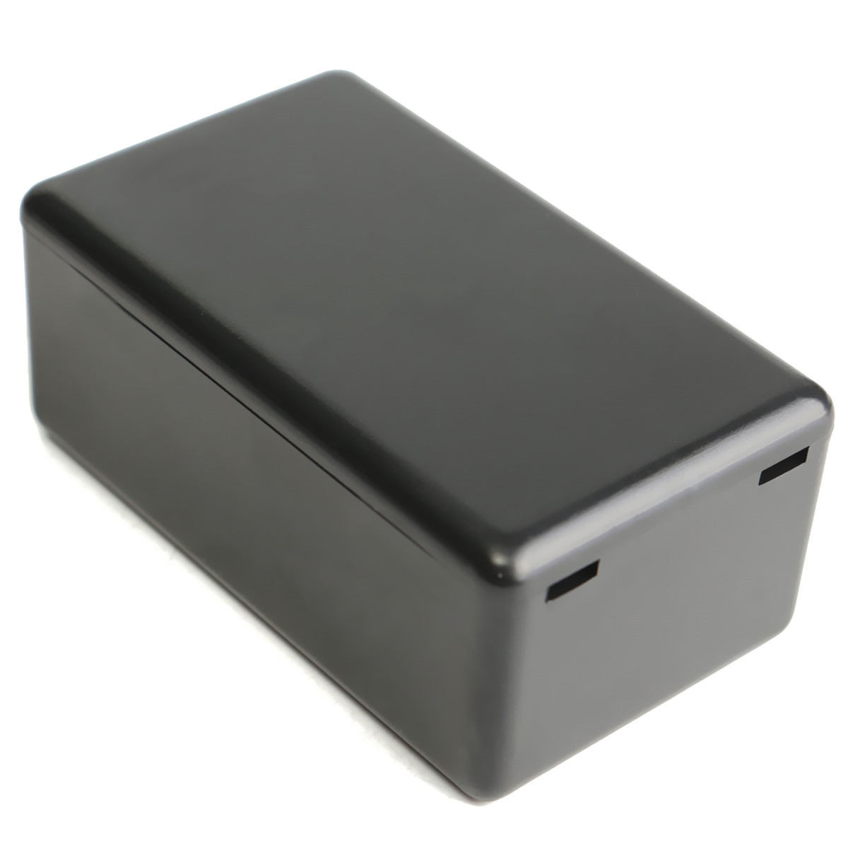 Waterproof Black Plastic Box Electrical Wire Box Project Case Junction 60mm x 35mm x 26mm