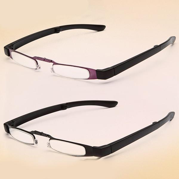 Unisex Folding Super Soft Silicone Nosepads Reading Glasses
