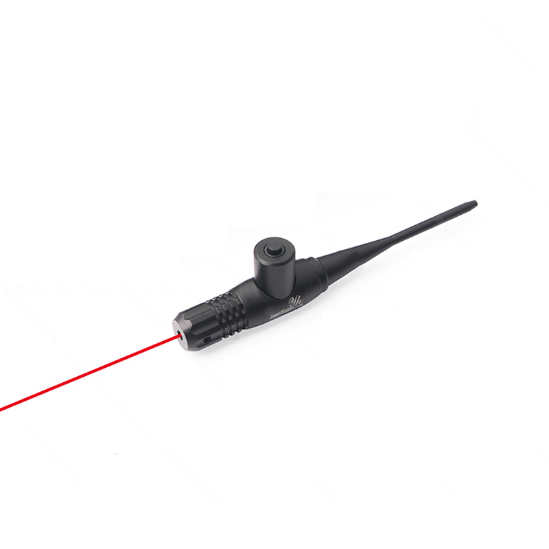 KALOAD 8305 520nm Tactical Riflescope Red Colimador Laser Boresighter for .22~.50 Caliber