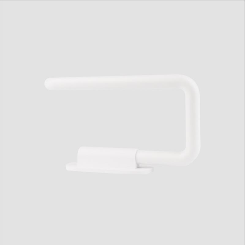 Happy Life Tissue Holder Box Paper Roll Stand Wall Sticker Bathroom Storage Decorations House Decor from Xiaomi Youpin